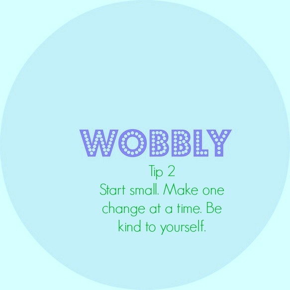 Wobbly Tips: Kelly Exeter