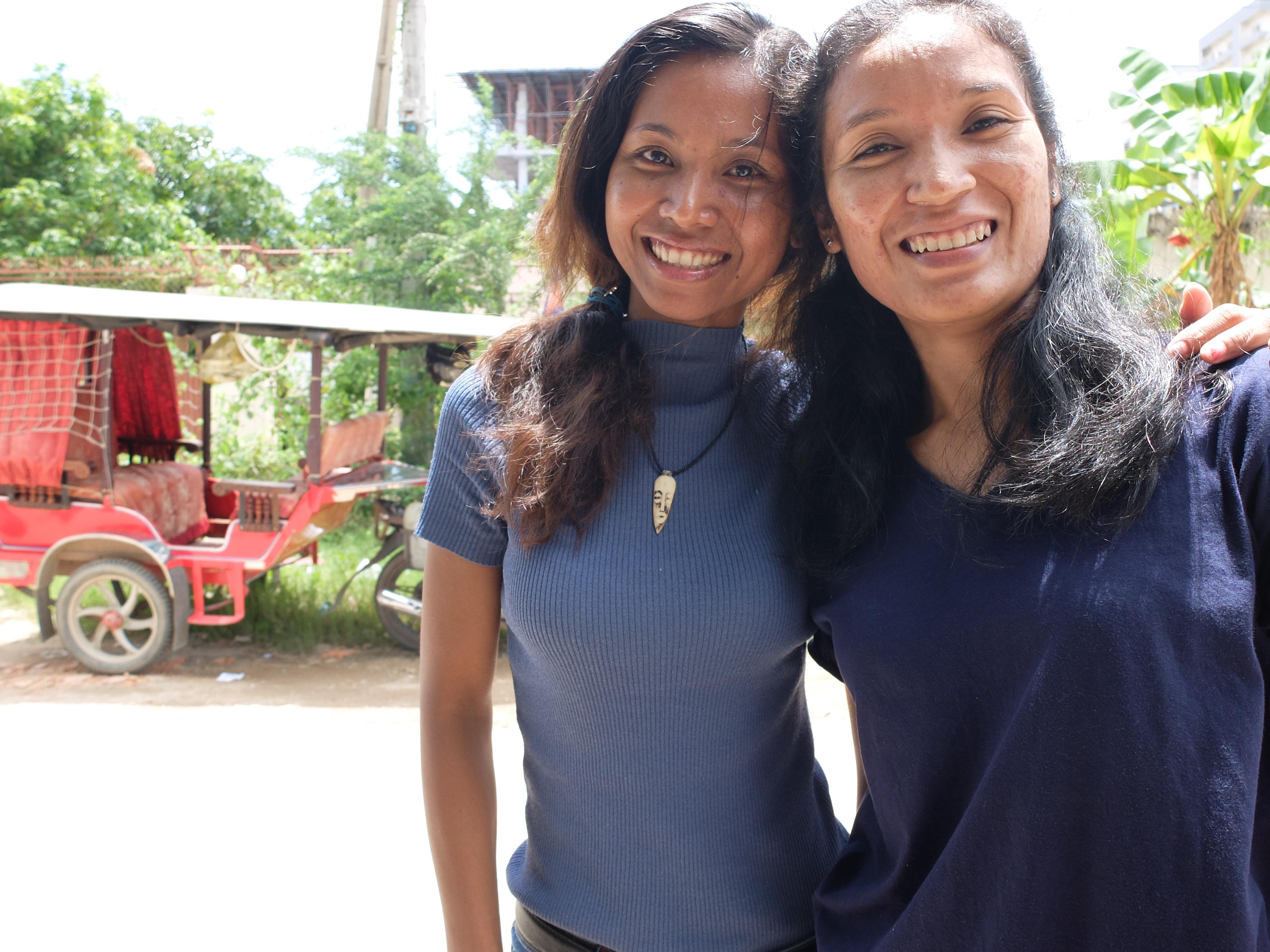Cambodia – The Activists